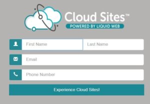 Liquid web cloud sites login