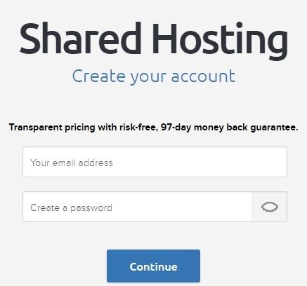 Dreamhost Signup